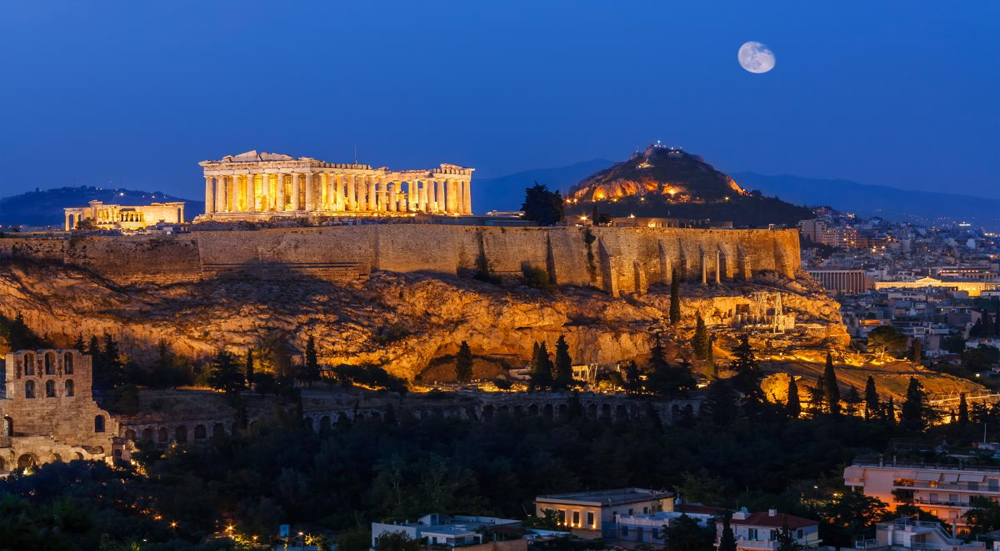 Тур выходного дня в афины