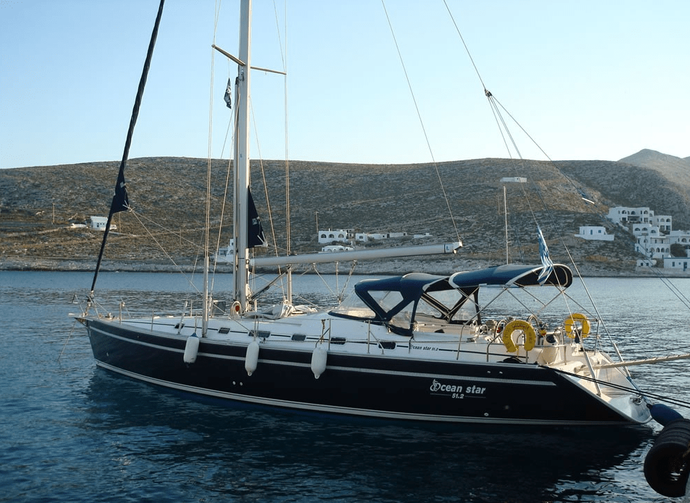 Яхтенный тур в Грецию